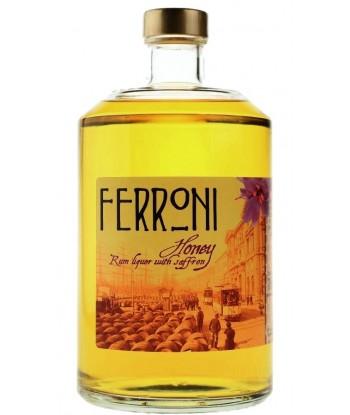 Ferroni - Honey Rhum 37.5 °